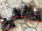 Vaikiški kalnų slidinėjimo batai iki 36d. - nuotraukos Nr. 2