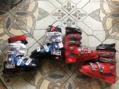 Vaikiški kalnų slidinėjimo batai iki 36d. - nuotraukos Nr. 3
