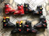 Vaikiški kalnų slidinėjimo batai iki 36d. - nuotraukos Nr. 4