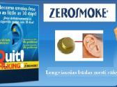 Zerosmoke - garantuotas būdas kaip mesti rūkyti