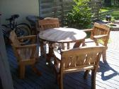 Azuoliniai baldai