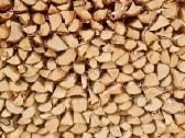 Sausos malkos, pjuvenų briketai, statybinė mediena - nuotraukos Nr. 3