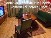 Skubiai parduodami mažai naudoti restorano baldai - nuotraukos Nr. 2