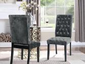 Naujos medžiaginės ir odinės kėdės - nuotraukos Nr. 3
