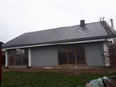 Parduodamas nedastatytas namas iš klijuoto bruso - nuotraukos Nr. 2