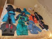 98 dydžio dėvėtos striukės, kombinezonai, kepurės - nuotraukos Nr. 2