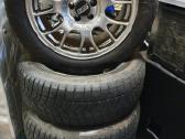Lieti ratlankiai Bss Motorsport R17
