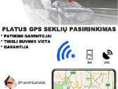 GPS Sekliai