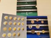 2020 metų Ltu apyvartinių euro monetų rinkinys ! - nuotraukos Nr. 2