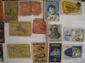 Degtukų dėžučių etiketės - nuotraukos Nr. 3