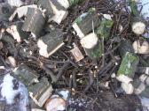 Šakų smulkintuvas-kapoklė - nuotraukos Nr. 3