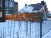 Tvoros segmentinės,medinės, vartai gerom kainom - nuotraukos Nr. 3