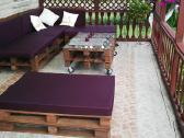 Lauko baldų čiužiniai, pagalvėlės - nuotraukos Nr. 4