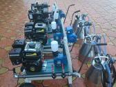 Melžimo aparatai