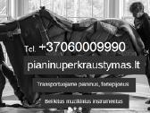 Pianino pervezimas Vilniuje ir Kaune 86795*3327 - nuotraukos Nr. 2