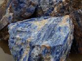 Akmenys akvariumams - skalūnas, kvarcas, sodalitas - nuotraukos Nr. 2
