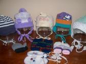 Ivairių dydžių dukrytės išaugtos kepurytės - nuotraukos Nr. 2
