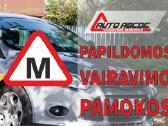 Papildomas vairavimas Kaune