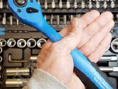 Nauji įrankiai - galvučių komplektai Vokietija - nuotraukos Nr. 3