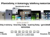 Telefonų remontas - ekranai, lizdai, baterijos - nuotraukos Nr. 2