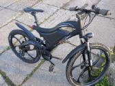 Elektrinis dviratis naujas - nuotraukos Nr. 2