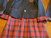 """""""Genio"""" pradinės mokyklos mergaitės uniforma - nuotraukos Nr. 2"""