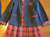 """""""Genio"""" pradinės mokyklos mergaitės uniforma - nuotraukos Nr. 3"""