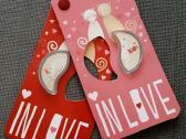 "Niue Island 1 dollar ""In Love"" 2013 - nuotraukos Nr. 4"