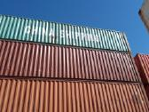 Jūriniai konteineriai. - nuotraukos Nr. 2