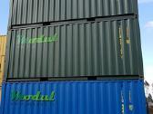 Nauji jūriniai konteineriai - nuotraukos Nr. 3
