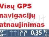 Atnaujinu, taisau GPS navigacijas Kaune - nuotraukos Nr. 2
