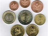 Monako progines 2 euro monetos - nuotraukos Nr. 3