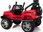Naujiena! New Jeep Raptor 4x4 2018m. modelis - nuotraukos Nr. 2
