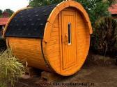 Apvali Lauko pirtis bačka, sauna-kubilas - nuotraukos Nr. 3