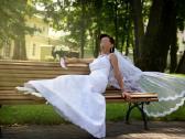 Vestuvinė suknelė - nuotraukos Nr. 2