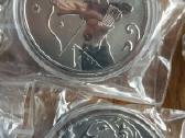 Siūlau zodijakų monetų komplektą kaina 30 euru - nuotraukos Nr. 2