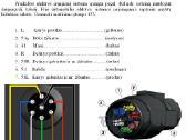 Priekabos kablio ( farkopo ) modulis visiems auto - nuotraukos Nr. 3