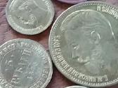 Parduosiu kelias Rusu monetas kaina po 5 eurus.