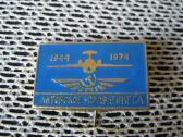 3 vnt .Zenkliukai -Ltsr civiline aviacija CCCP - nuotraukos Nr. 4