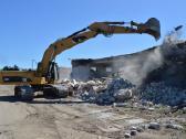 Griovimo darbai - statybinių atliekų utilizavimas - nuotraukos Nr. 2
