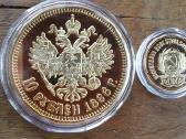 Parduodu Rusu monetų kaina nuo 12 eurų - nuotraukos Nr. 2