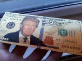 1000 JAV Doleriu su Trumpo atvaizdu - nuotraukos Nr. 3