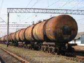 Traukinio cisterna, cisternos (naudotos) - nuotraukos Nr. 2