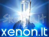 Xenon lemputes 5e xenon slim 28e ksenonai auto led