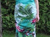 Nuostabi gražių spalvų suknelė - nuotraukos Nr. 2