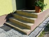 Lauko laiptai, lieti, dekoratyviniai - nuotraukos Nr. 2