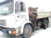 Statybinių krovinių vežimas. Betonas, žvyras ir kt - nuotraukos Nr. 4