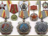 Perku Ženkliukus, apdovanojimus, ordinus ir TT. - nuotraukos Nr. 3