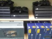 Sony Playstation 4 Ps4 500gb 1tb Slim, Fat, pro
