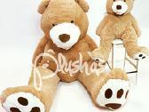 Didelis Kokybiškas Pliušinis meškinas Teddy Bear - nuotraukos Nr. 4